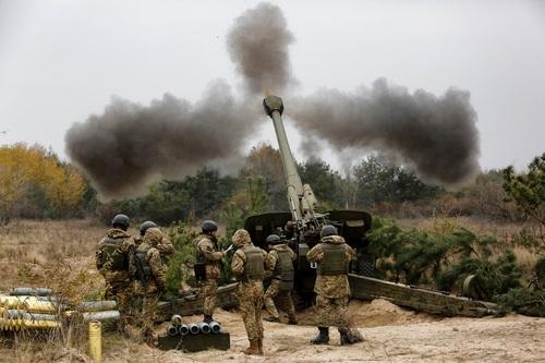 Озвучены подробности возможного плана вооруженного наступления Украины на Россию