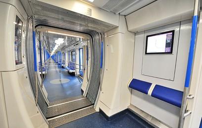 Филевская линия метро получила поезда нового поколения