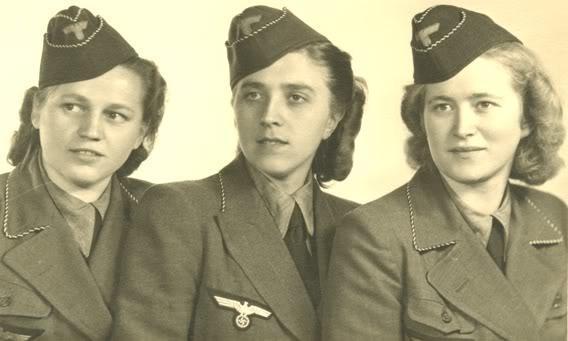 Как женщины-военнослужащие Третьего рейха проявили себя на войне