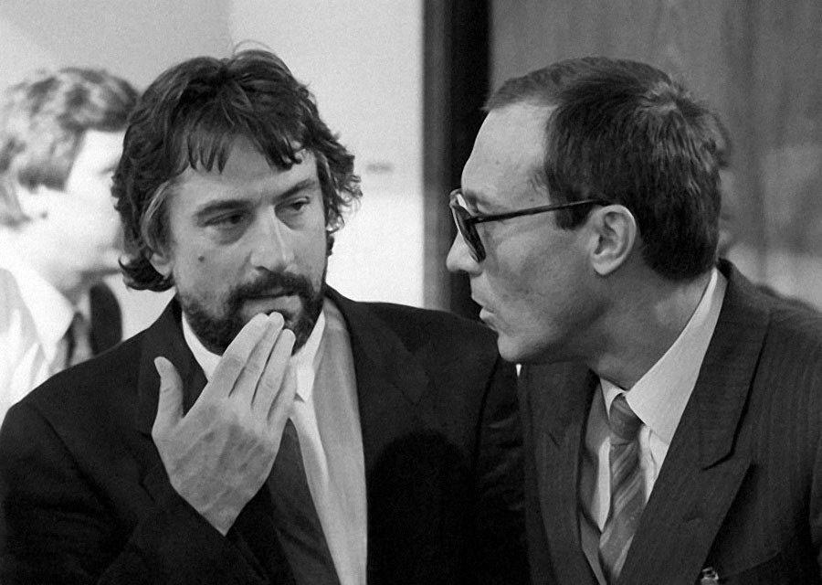Советские знаменитости на фото. 1987 год