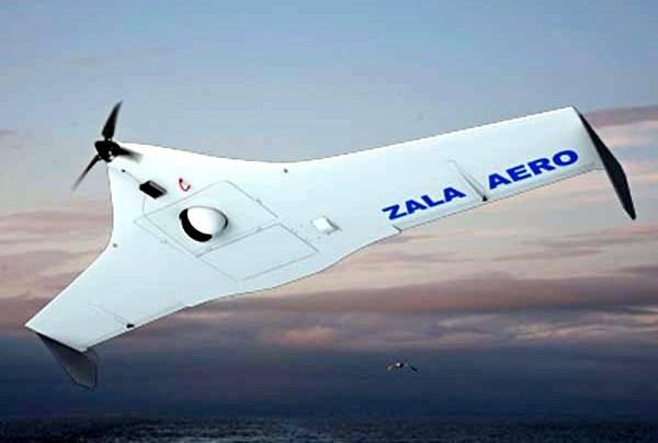 Беспилотный «Калашников»: Оперативно-тактический БПЛА ZALA 421