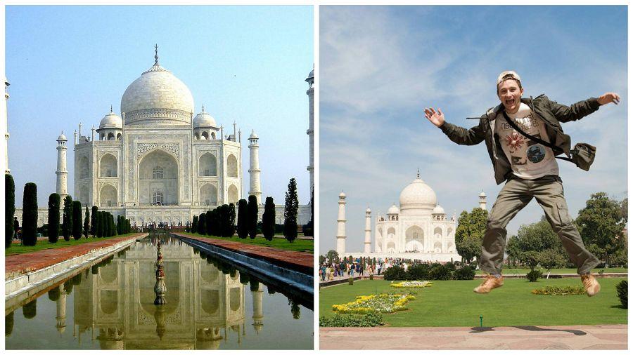 Красивые места на фото глазами туристов