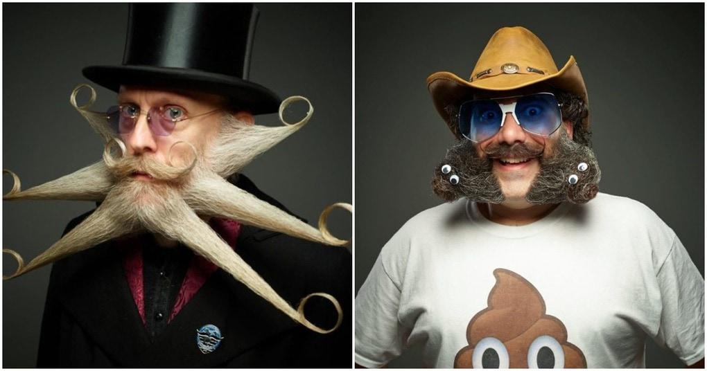 40 самых безумных и эпичных бород с Чемпионата бород и усов