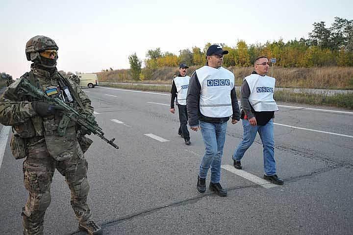 """Матиос предрек превращение Украины в """"испытательный полигон"""""""