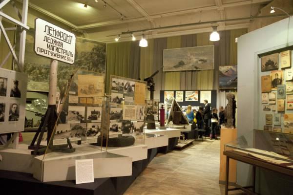 В Петербурге решают вопрос о переносе музейной базы, посвященной блокаде Ленинграда