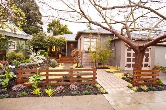 Идеи красивого двора частного дома своими руками фото 99
