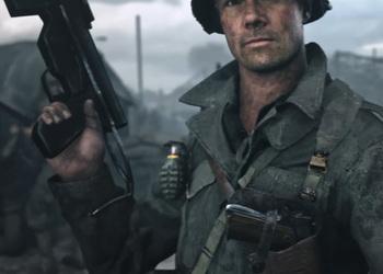 Первые 25 минут Call of Duty: WWII утекли в сеть за два дня до выхода игры