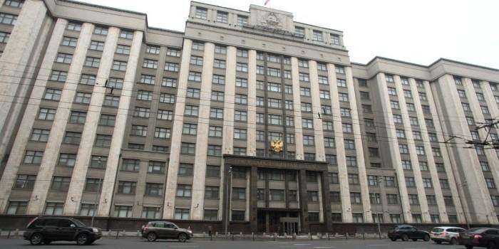 Госдума в первом чтении одобрила пакет законопроектов о президентских выборах