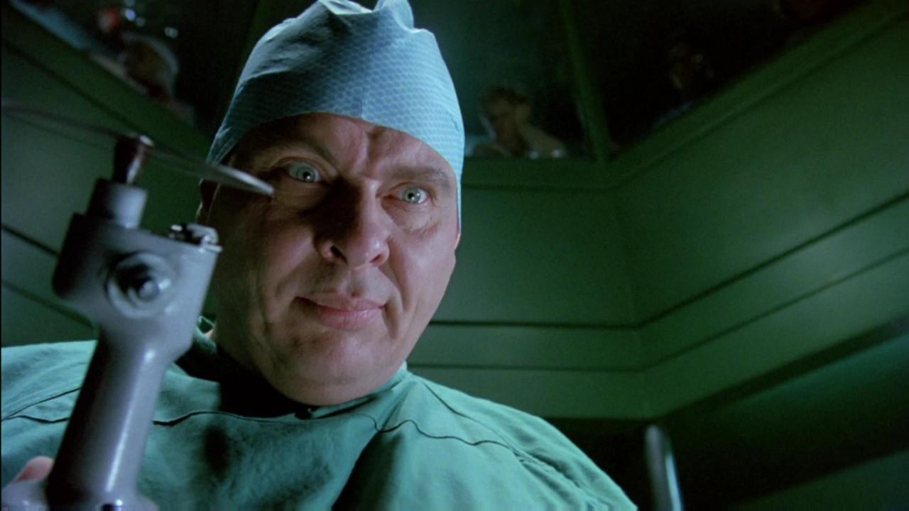 Доктор решил, что у вас нога лишняя...