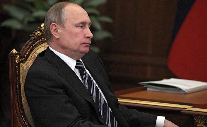Тысячелетняя история России на Путине и закончится (Апостроф, Украина)