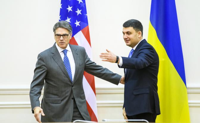 Украина готова стать Техасом всея Европы