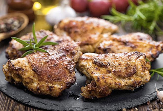 Блюда из курицы для ленивых