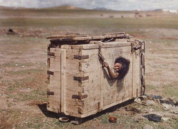 8. Монгольская девушка история, ужас, фотографии