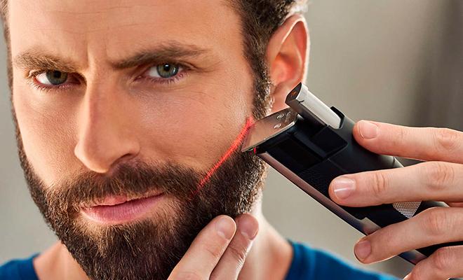Philips BT9297/15: триммер для бороды с лазерным наведением
