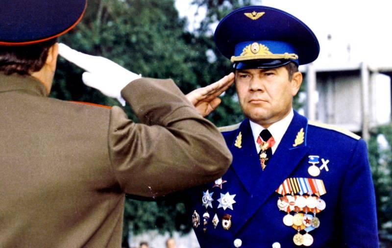 Что, если бы генерал Лебедь …