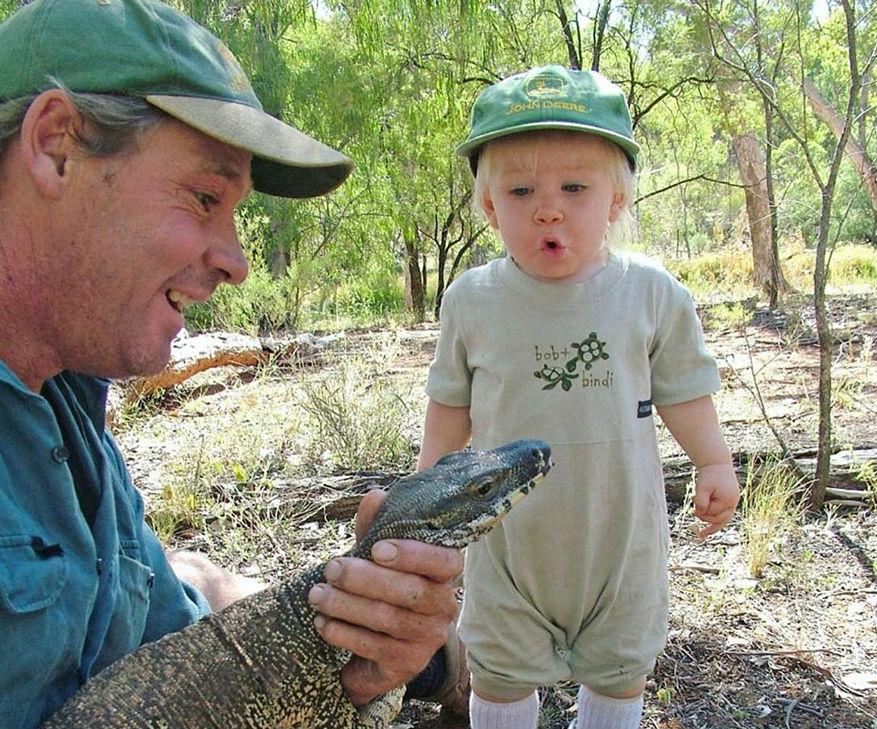 13-летний сын погибшего «охотника на крокодилов» Стива Ирвина стал признанным фотографом