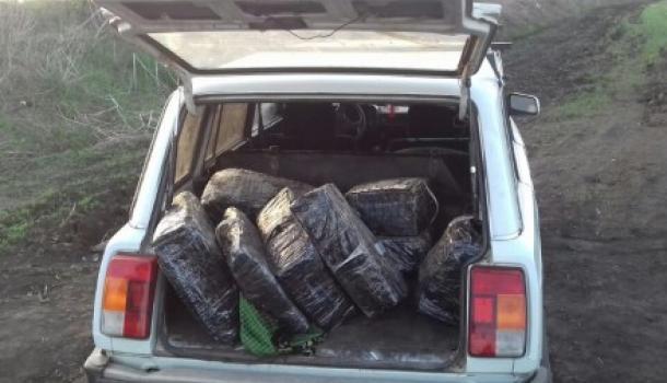 Этнопреступность: награнице сРоссией пограничники задержали двух украинцев ссалом вмешках