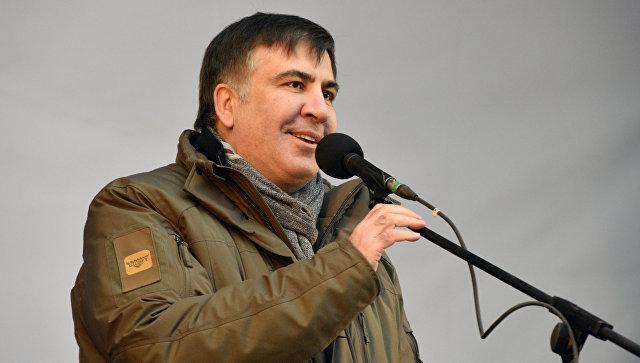 Саакашвили готов возглавить правительство Украины