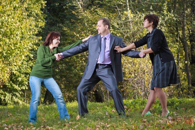 Полигамность Мужчины – Миф И…