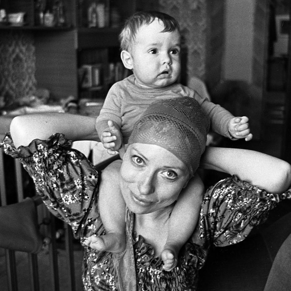 Инна чурикова биография личная жизнь дети фото