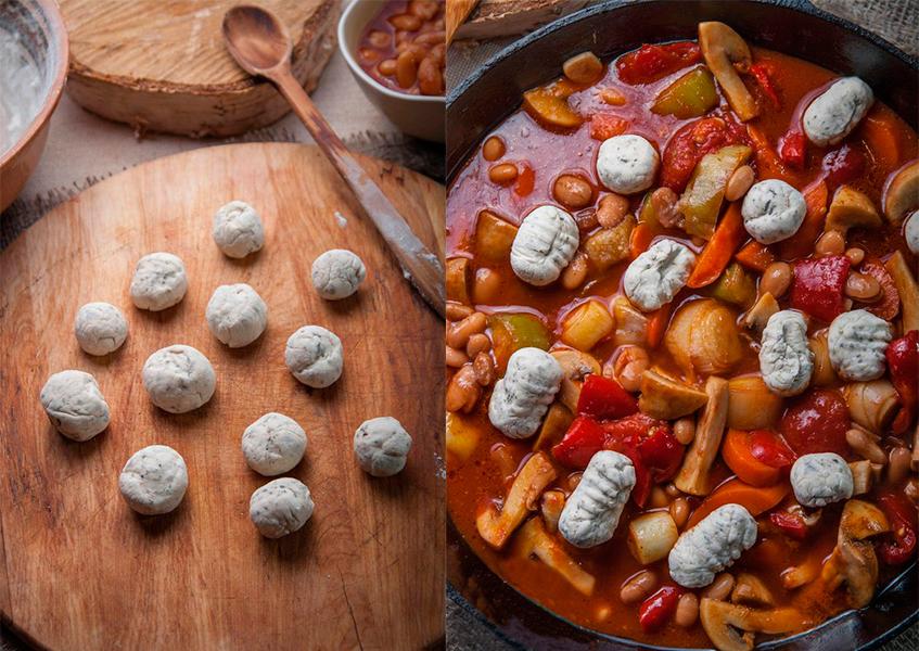 Как готовят итальянскую пасту видео