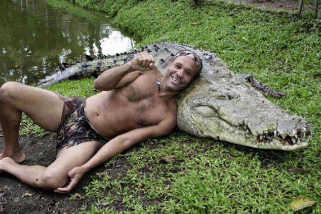 Самый ласковый крокодил 5