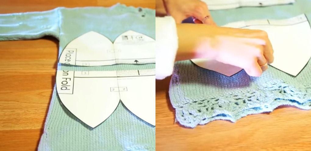 Превращаем свитер в актуальный зимний комплект