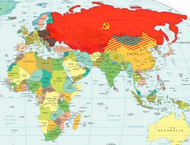 Некоторые интересные факты о Советском Союзе и его жителях