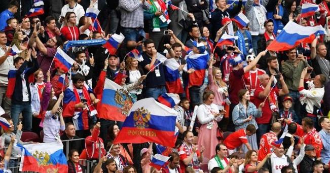 «Русские — добрые, дружелюбные и не пьют все время водку». Иностранные СМИ — о ЧМ-2018
