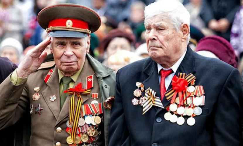 Российское правительство оградило ветеранов Великой Отечественной от экономического кризиса