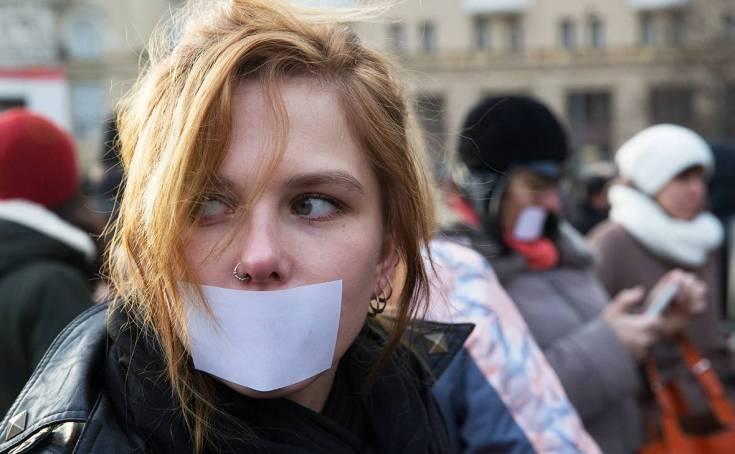 «Свободная» Европа: в тюрьму за «пророссийские» взгляды