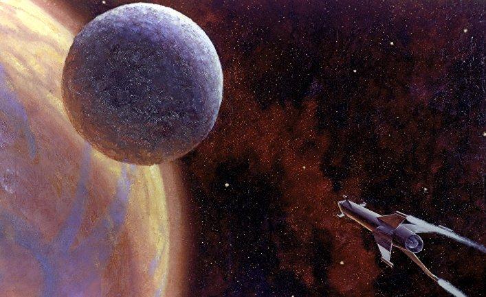 Россия считает, что сможет долететь до Марса за 45 дней