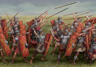 Словом и копьём. Пограничные укрепления Древнего Рима (2 статьи)