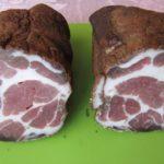 Вяленое мясо в домашних усло…