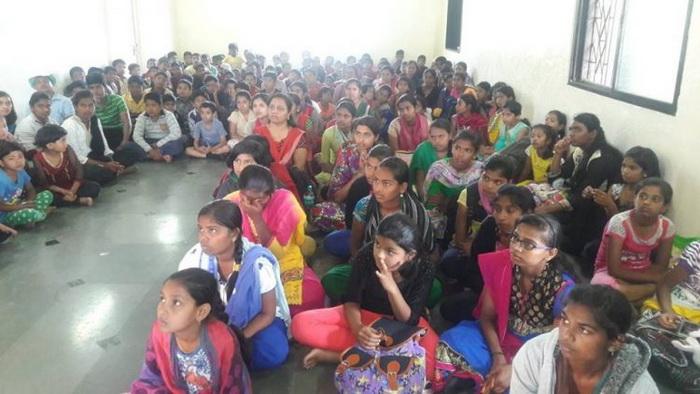Индианка вырастила более 1400 детей-сирот