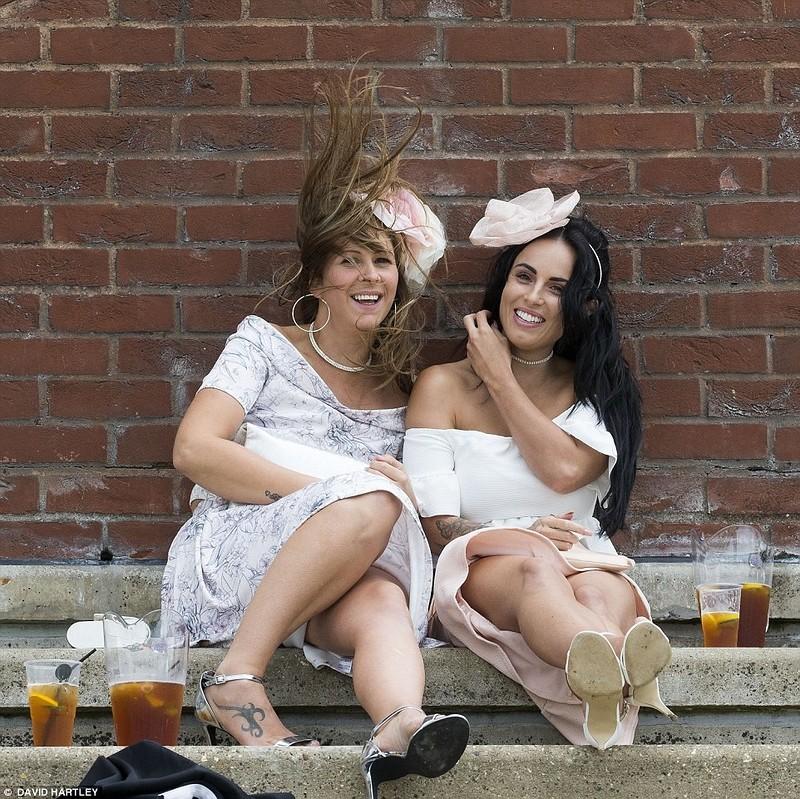 Британки во всей красе: День Леди в Гудвуде удался!