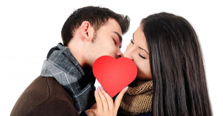 6 удивительных полезных свойств поцелуев