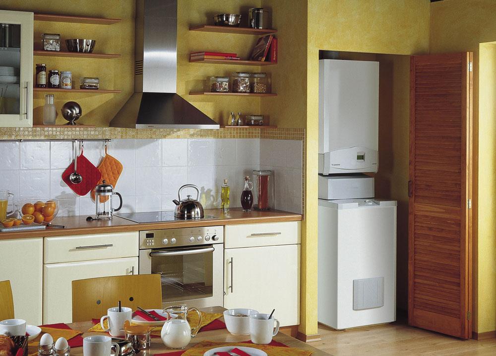 Дизайн кухни с агв в частном доме
