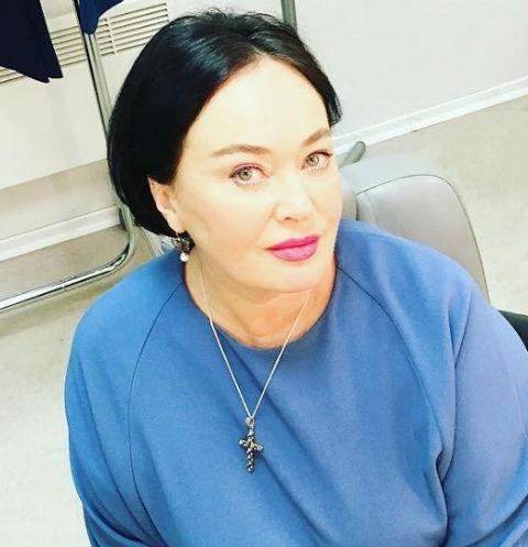 Лариса Гузеева проявила неув…