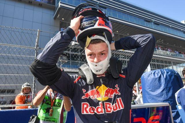 Даниил Квят стал пилотом по развитию в Ferrari