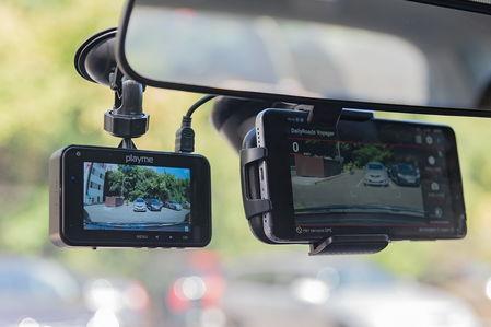 Смартфон или видеорегистратор - что использовать для съемки? Тест ЗР