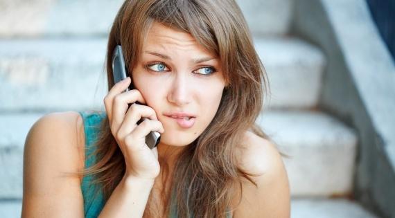 Задолбали люди, говорящие в общественных местах по мобильному телефону!