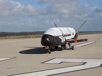 беспилотный орбитальный самолет Х-37В