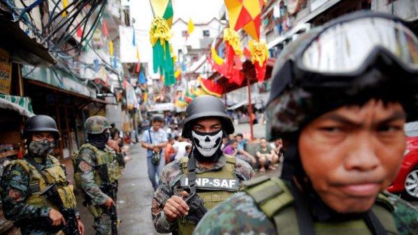 «Эскадроны смерти» на Филиппинах безжалостно уничтожают бородачей ИГИЛ