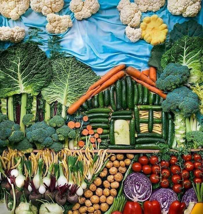 Осенний натюрморт Натюрморт, Дары природы, Осень