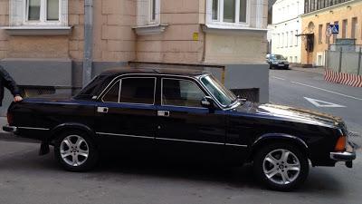 ВОЛГА 3102 ТУРБО с родным двигателем
