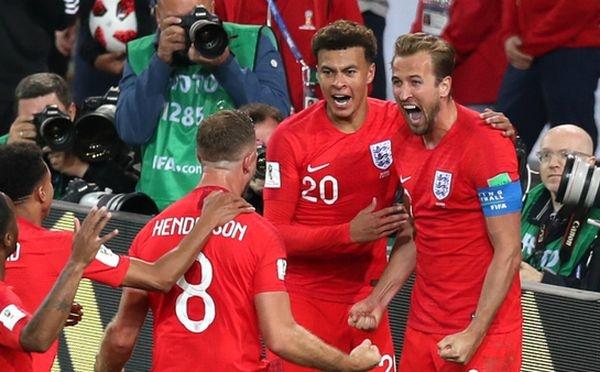 Англия победила Колумбию наЧМ пофутболу: определись все четвертьфиналисты