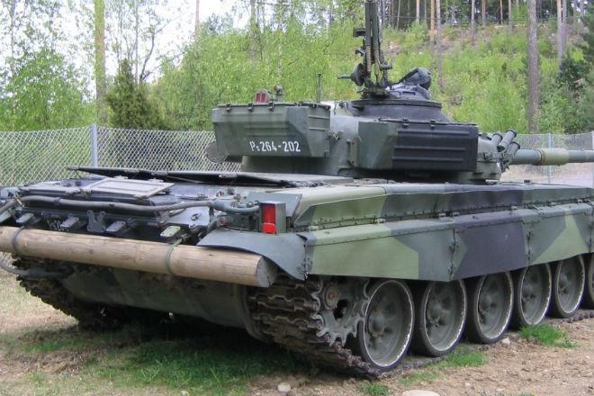 Бревно на танке: смекалка русских инженеров