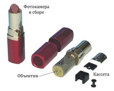 Рука Москвы с… губной помадой