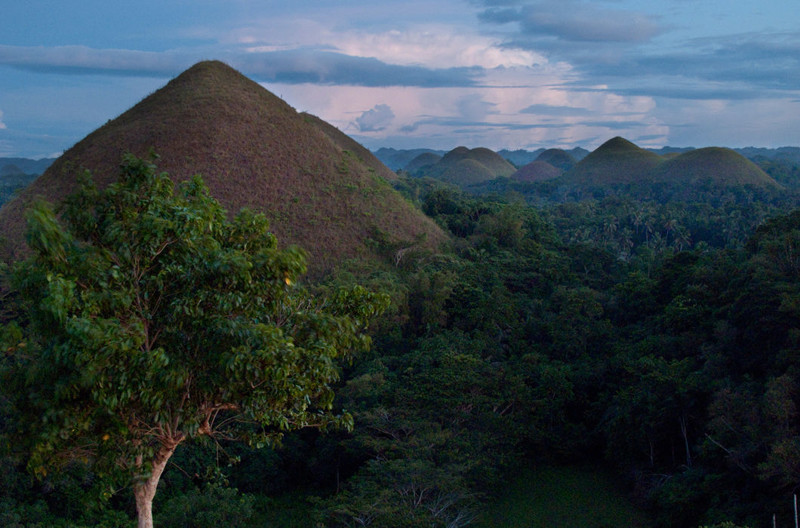 Шоколадные холмы, Филиппины в мире, красота, пейзажи, планета